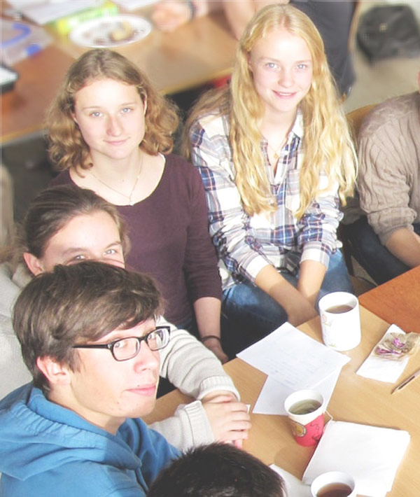 Herzlich willkommen am Lessing-Gymnasium in Karlsruhe!